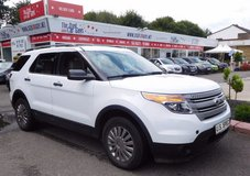 '13 Ford Explorer Seats 7 4×4 in Spangdahlem, Germany