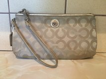Authentic Coach large wristlet in Lakenheath, UK