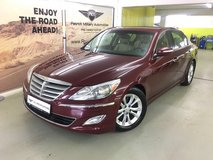 NEW LISTING 2013 Hyundai Genesis Sedan... From ONLY $245 p/month! in Baumholder, GE