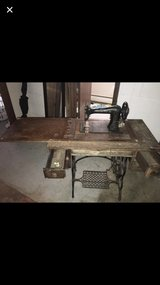 Antique Peddle sewing machine in Rolla, Missouri