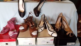 Guess & Coach Leather Shoes each in Chicago, Illinois