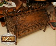 Indonesian Hope Chest in Baumholder, GE