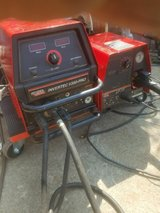 Lincoln v350 pro ready pack with wire feed welder in Pleasant View, Tennessee