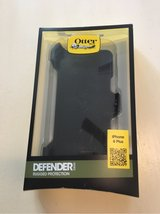 Otterbox belt clip, Black iPhone 6 Plus in Fort Rucker, Alabama
