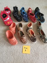 Todder Boy Shoes Size 8 in Leesville, Louisiana