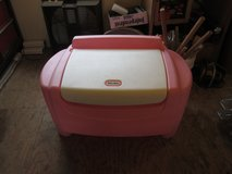 PINK TOY BOX in New Lenox, Illinois