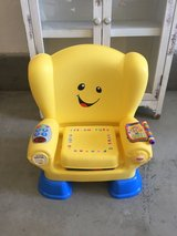 Fisher Price Laugh & Learn Smart Stages Chair in Camp Pendleton, California