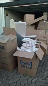 ALL LEVEL JUNK REMOVAL,  TRASH HAULING, PICK UP AND DELIVERY in Ramstein, Germany