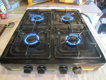 4 burner  stove top in Beaufort, South Carolina