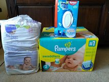 Size 2 Diaper Lot in Yucca Valley, California
