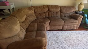 Sectional Couch - JUST CLEANED in San Clemente, California