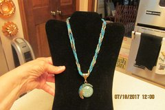 Exotic & Unique Turquoise Necklace - New in Kingwood, Texas
