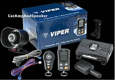 alarm-- Viper Responder 350 2-Way Security System 3305V - $100 (oceanside) in San Diego, California