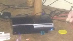Ps3 two controllers 2games in Clarksville, Tennessee