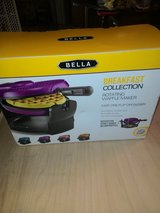 Bella Rotating waffle maker (New) in Beaufort, South Carolina