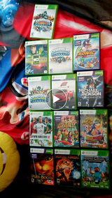 XBOX 360 games in Perry, Georgia