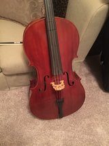 Lightly Used Cello in Kingwood, Texas