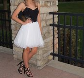 Homecoming dress in Naperville, Illinois
