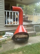 fire place in Fort Campbell, Kentucky