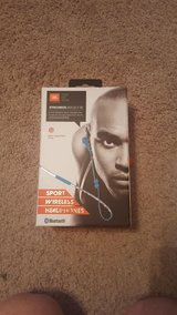 JBL sport wireless headphones in Conroe, Texas