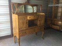 Dining room cabinet in Alamogordo, New Mexico