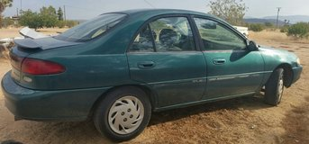 1997 Ford Mercury Tracer LS Sport-Parting out in 29 Palms, California