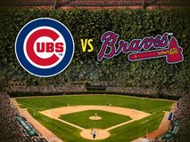 Cubs tickets available Thu, 8/31 vs. Braves 7:05p in Naperville, Illinois