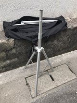 pair of tripods with bag in Okinawa, Japan