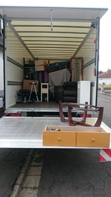 MOVING REMOVAL HAULING TRANSPORT DELIVERY in Ramstein, Germany