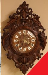 Freddy's - Antique wall clock in Baumholder, GE