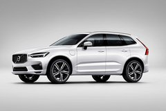 THE NEW VOLVO XC60 !! in Spangdahlem, Germany
