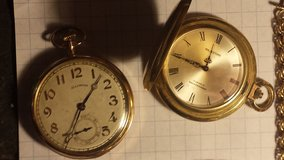 Antique Pocket watches.  Illinois very unique, valuable and precious!  priced JUST LOWERED! in Tinley Park, Illinois