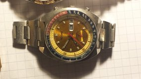 Seiko Vintage 6139 Pogue series - collectible and highly sought after in Tinley Park, Illinois