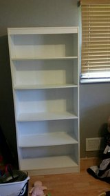 White Book Shelf in Lockport, Illinois