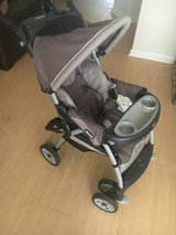 Chicco Stroller & car seat in Hinesville, Georgia