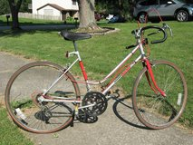 """Dash 26"""" women's road bike made by Huffy in Glendale Heights, Illinois"""