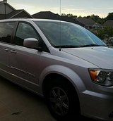 Chrysler town and country in Fort Campbell, Kentucky