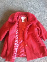 Red Wool 24 month coat in Ramstein, Germany