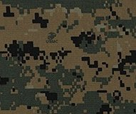 Buying all serviceable woodland digital cammies in Camp Lejeune, North Carolina