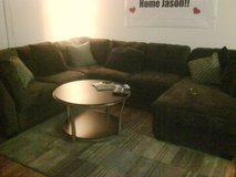 Ashley Sectional Couch in Camp Lejeune, North Carolina