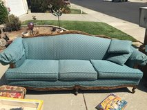 antique couch in Vacaville, California
