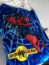 Spiderman Throw blanket in Chicago, Illinois