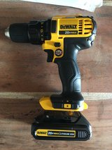 """Brand New Never Used Dewalt 20V 1/2"""" Lithium Drill in Yucca Valley, California"""
