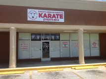 Karate instruction in Fort Sam Houston, Texas