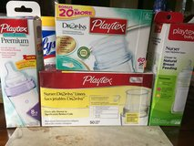 Playtex Nurser Drop-Ins Liners Bottles 8-10 oz And Liners. in Naperville, Illinois