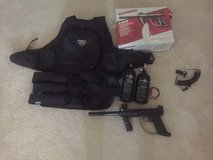 Paintball Tippmann 98 Package in Waldorf, Maryland