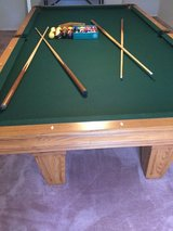 Pool table in Alamogordo, New Mexico
