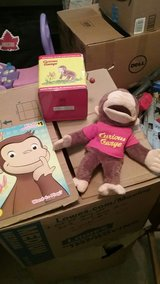 Curious George Collection in Warner Robins, Georgia