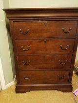 Broyhill Twin Bed Dresser Night Stand in Kingwood, Texas