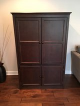 Macy's TV Armoire in St. Charles, Illinois